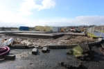 The Eskbank car park looks like it is going to be a good size.