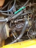 The 065.2 Volkswagen Industrial Diesel in the Permaquip Patrolmen's trolley