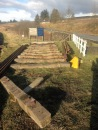 Ex Methil track work